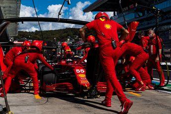Ferrari positief verrast door eigen snelheid: 'We zaten er goed bij dit weekend'