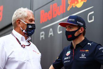 Marko na matige start Verstappen: 'Anders was hij vijf tot acht seconden weggereden'