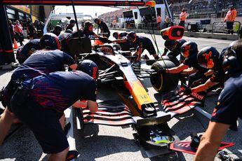 Schumacher weet wat Red Bull moet doen: 'Mercedes was gewoon drie tienden sneller'