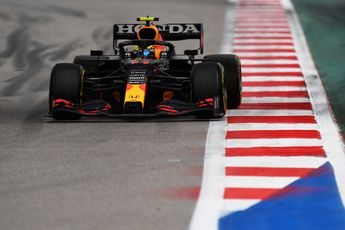 Video | Boze Perez op de boordradio na tegenvallende GP Rusland