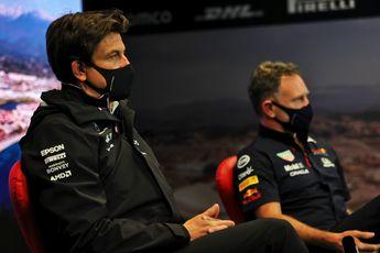 Wolff: 'Overgang van ons personeel naar Red Bull heeft niet te maken met motorproblemen'