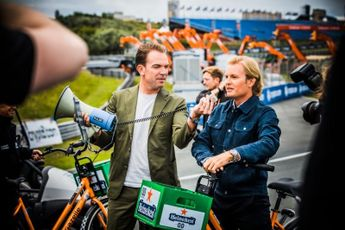 Rosberg uit kritiek op Mercedes: 'Als coureur irriteert mij dat enorm'