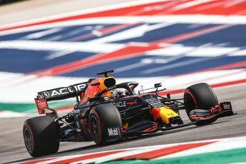 LIVE F1 21.00 uur | Grand Prix van de Verenigde Staten 2021