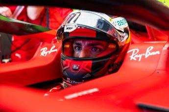 Sainz over inhaalactie van Ricciardo: 'Dat was vies van hem!'