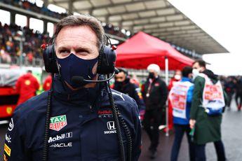 Horner denkt vaak terug aan crash op Silverstone: 'Max was toen echt in gevaar'