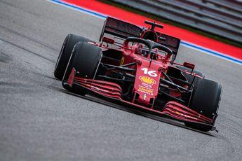 Ferrari kijkt uit naar GP Amerika: 'Kunnen onze nieuwe pk's goed gebruiken hier'