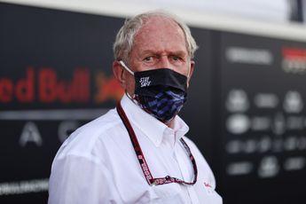 Marko door het dolle heen: 'We zijn wel twee of drie tienden sneller dan Mercedes'
