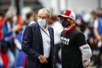 Update | Raikkonen lijkt niet geïnteresseerd in adviserende rol bij Alfa Romeo