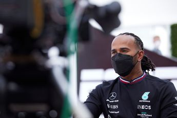 Red Bull-pace blaast Hamilton weg: 'Verstappen had zelfs nog wat over'