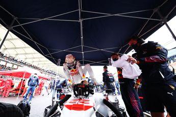 Palmer vreest voor Verstappen: 'Ik maak me best zorgen om Red Bull'