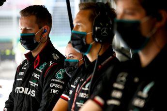 Button ziet problemen Mercedes: 'Voorheen was dit een probleemvrij tijdperk voor ze'