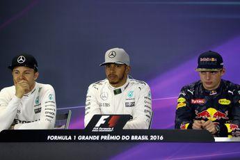 Rosberg adviseert Verstappen: 'Houd Hamilton nét wat langer in dat moment'