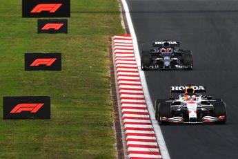 Hamilton het snelste in VT2, Red Bull en Verstappen ploeteren met balansproblemen
