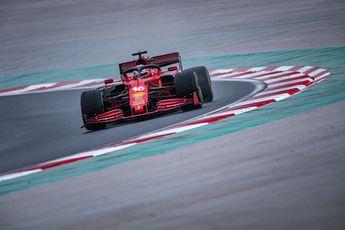Verbazing bij geplaagd Ferrari: 'Vierde en vijfde startplek een klein wonder'