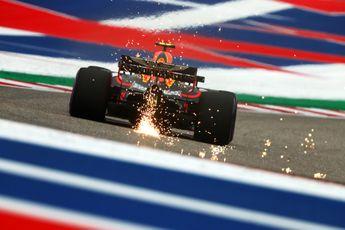 Overzicht tijden Formule 1 Grand Prix van de Verenigde Staten 2021
