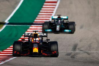 Schumacher ziet sterke Verstappen: 'Voordeel ligt bij Red Bull'