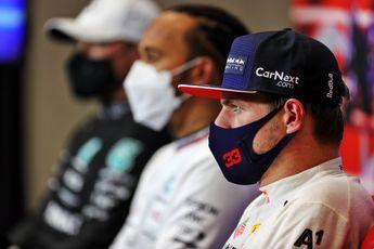 Domenicali blij met Verstappen en Hamilton: 'Intense strijd fantastisch voor Formule 1'
