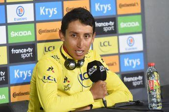 Bernal toont wel degelijk goede benen met tweede plek in Giro della Toscana