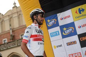 Gaviria wint weer eens en klopt Ackermann op de streep in Tour of Guangxi