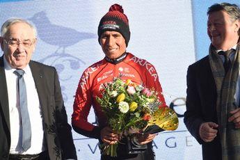 Quintana vernam niks meer van dopingzaak: 'Ik mag mijn beroep gewoon uitoefenen'