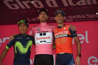 Giro verrast met keuze wildcards; deze grote namen moeten we missen in Italië