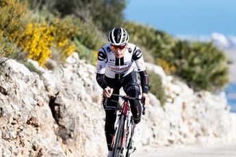 DSM-talent Van Wilder: 'Heb geen Giro of Vuelta meer gekeken na mijn opgave in Vuelta'