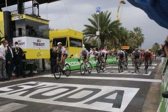Veiligheid Tour de France: renners in appgroep, 'etappe 5 en 10 gevaarlijk'