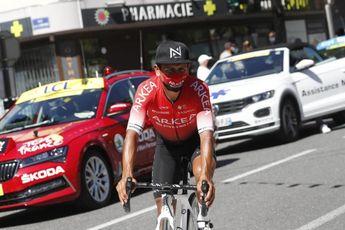 Tour de France etappe 8 | Quintana onder de indruk van zijn rivalen