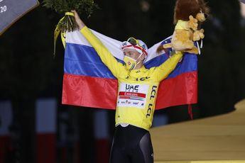 Gespot op Strava: Hoe briljante Pogacar de wielersport een cadeau gaf met Tourwinst