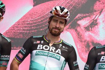 BORA-hansgrohe naar Giro d'Italia met Buchmann voor klassement en Sagan voor etappes