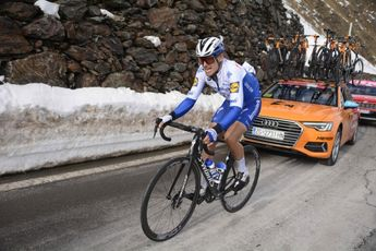 Masnada wil groeien in grote rondes: 'Plan is om Giro en Vuelta te rijden'