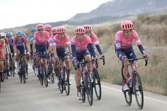 EF Pro Cycling biedt alle renners automatische contractverlenging aan