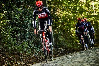 Florian Vermeersch voelt zich 'zure tweede' in Parijs-Roubaix: 'Binnen paar uur zal ik trots zijn'