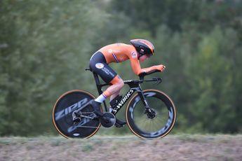 Van der Breggen jaagt in laatste NK tijdrijden naar overwinning; Van Vleuten niet in top 3