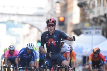 Parcours en Uitslagen Ronde van Noorwegen 2021 | Hayter wint de ronde, Teunissen pakt puntentrui