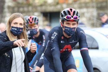 Thomas goed op weg in eerste dagen Dauphiné: 'In de tijdrit gaan we ervoor'