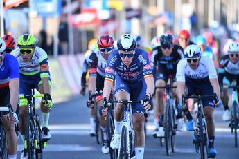 Merlier (derde) ziet ploeggenoot Van der Poel zegevieren bij rentree: 'Zo is hij nu eenmaal'