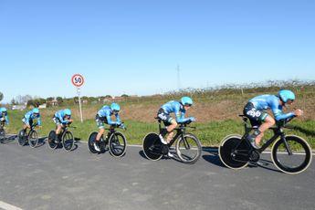 EOLO-Kometa van Contador en Basso kent selectie Giro d'Italia: 'Stempel op koers drukken'