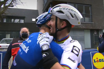 UCI bevestigt anti-knuffelregel na de finish, medische baas verwacht geen 'normale' Tour