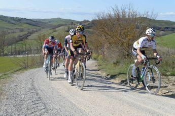 Plugge ambitieus: 'Grote plan is dat Van Aert de beste renner ter wereld blijft'