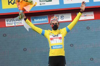 McNulty van Giro-lijst afgehaald door UAE: 'Mogelijk naar Tour als knecht Pogacar'