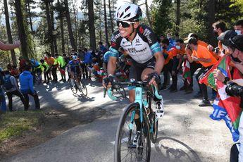 Reacties Ronde van het Baskenland | Renners gesloopt na zesde dag: 'Agressief en intens'