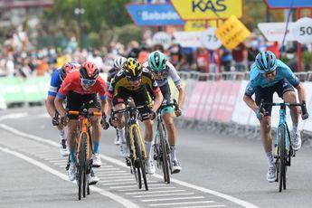 McNulty rijdt Roglic uit leiderstrui in Baskenland; Izagirre wint vierde etappe