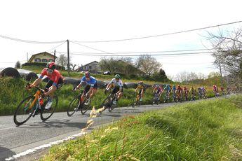 Deelnemers Criterium du Dauphiné | Dertien renners halen finish slotrit niet