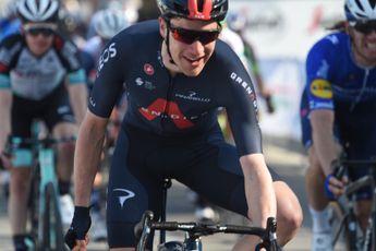 Hayter verslaat Schelling in eerste rit in Noorwegen, Foss en Vingegaard stellen teleur