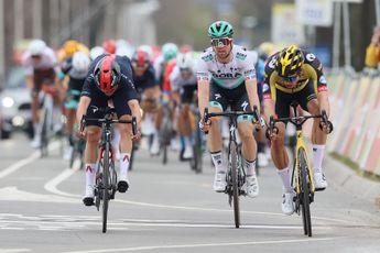 Gespot op Strava: De twee knal-sprints tussen Van Aert en Pidcock onder de loep