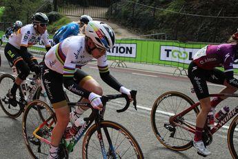 Van der Breggen ziet Zwift als sponsor Tour de France: 'Groot moment voor het vrouwenwielrennen'