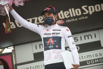 Favorieten witte trui (jongerenklassement) Vuelta a España 2021
