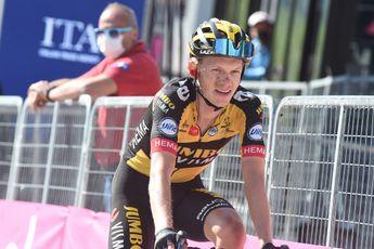 Bouwman blijft imponeren in de Giro: 'Ik was vandaag echt super goed!'