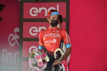 Caruso grote verrassing van de Giro: 'Wie had dat drie weken geleden gedacht?'
